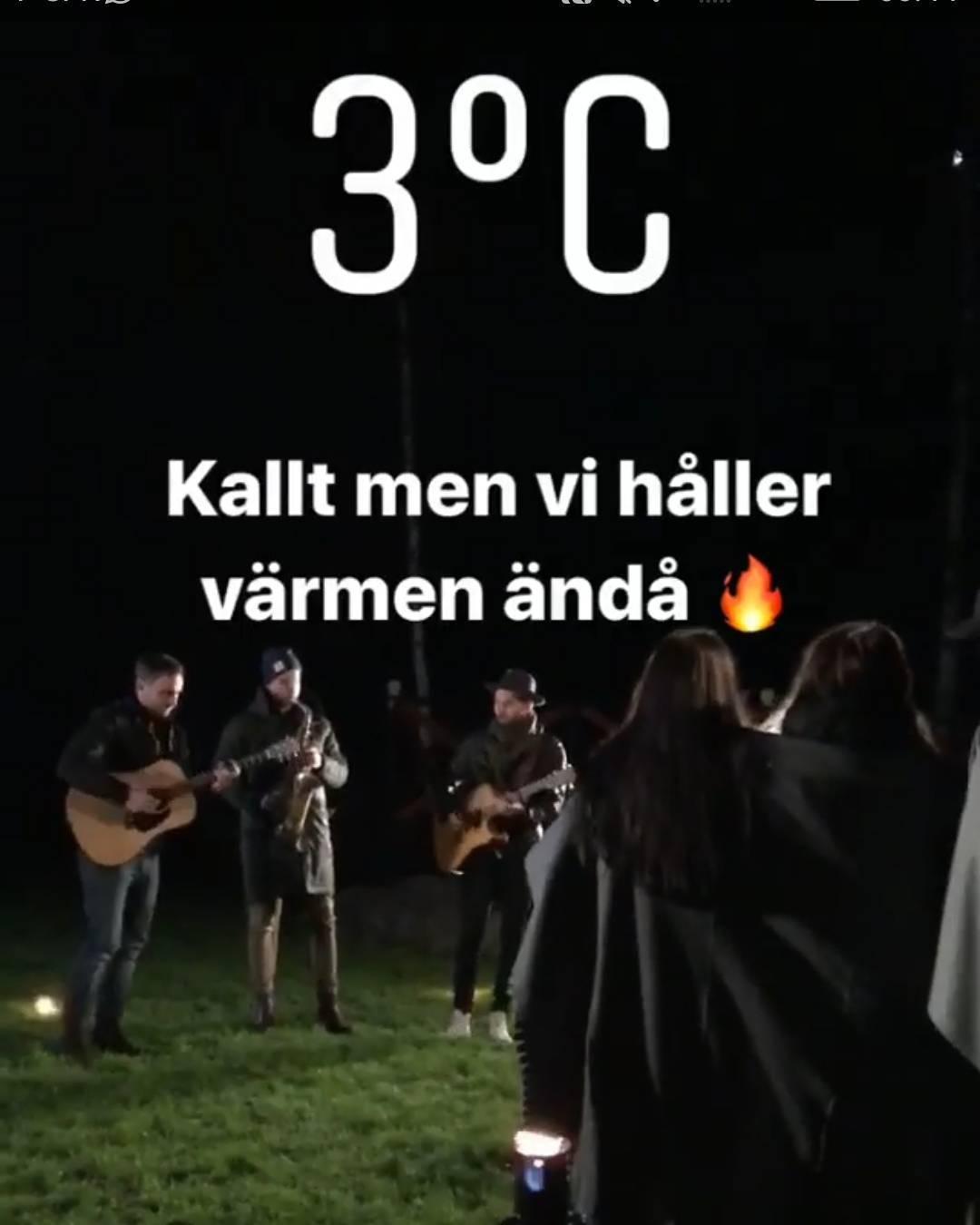 falun gig during betsson marathon
