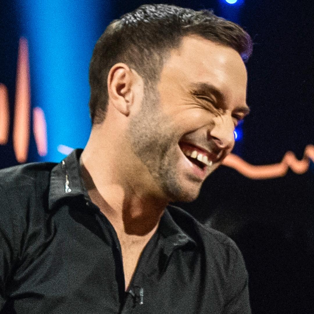 Måns in Skavlan (tv show)