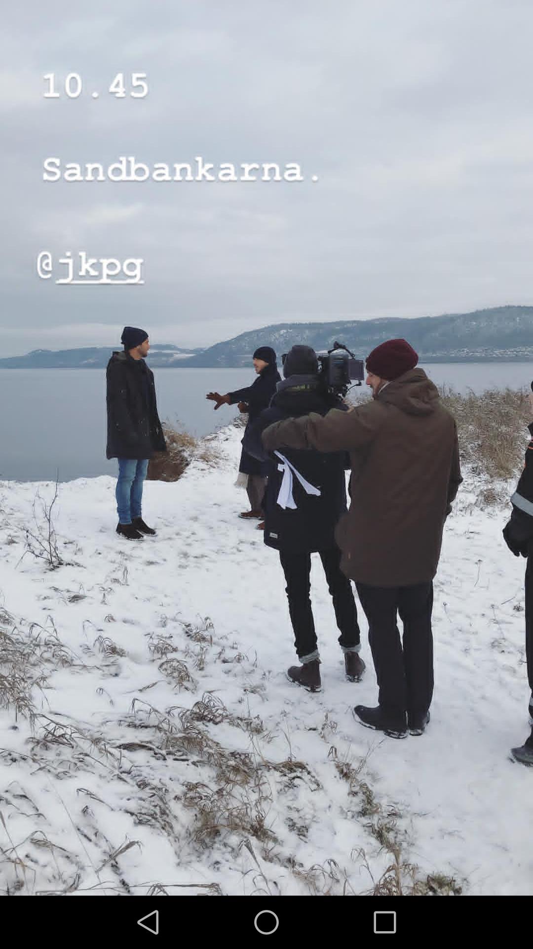 Chevaleresk shooting season 2 – part 2/3