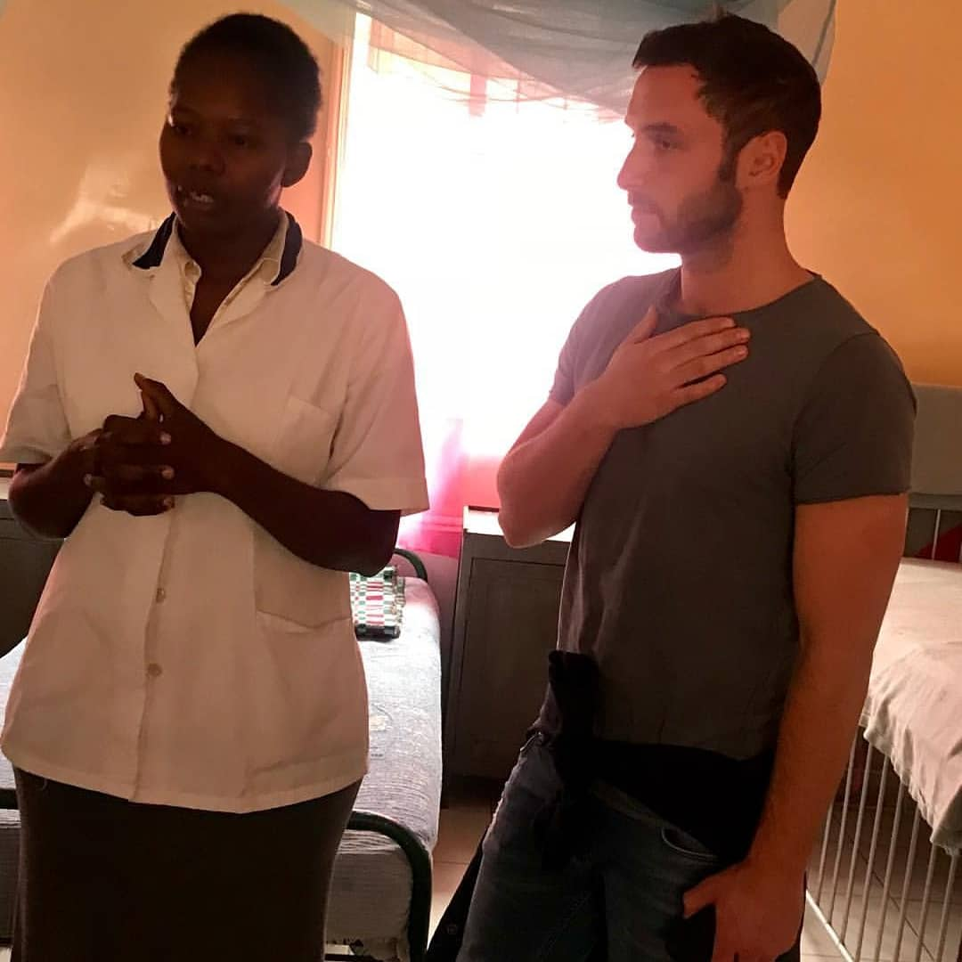 Zelmerlöw & Björkman Foundation in Kenya again to improve future mothers and babies lives