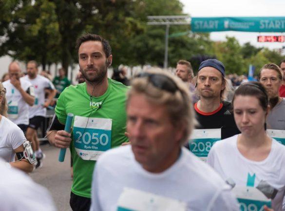 A marathon weekend for Zelmerlöw & Björkman Foundation !