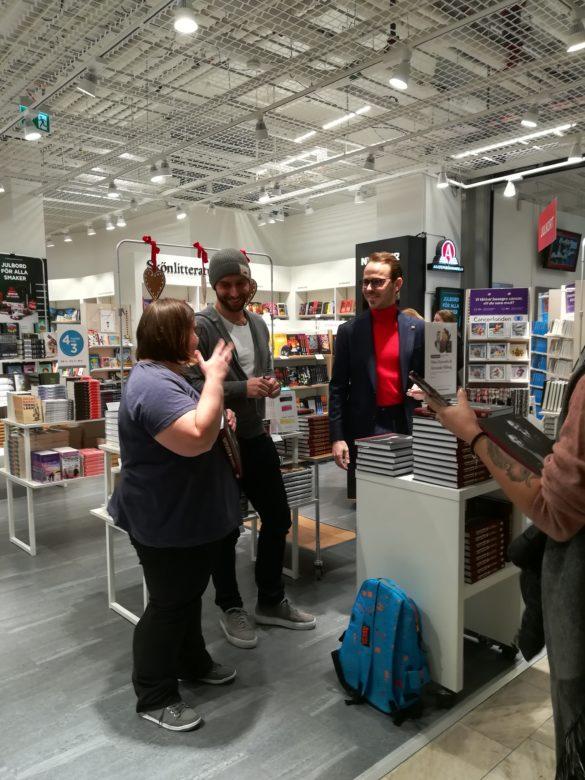 «Den Moderna Gentlemannen» in Lund and Malmö !