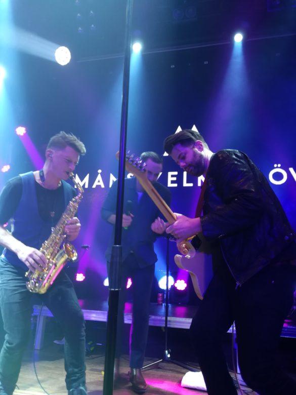 GalaJul – Silja Galaxy gig, December 13th