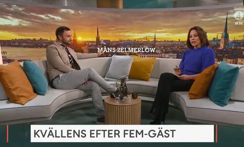 TALK SHOW – Efter Fem (TV4)