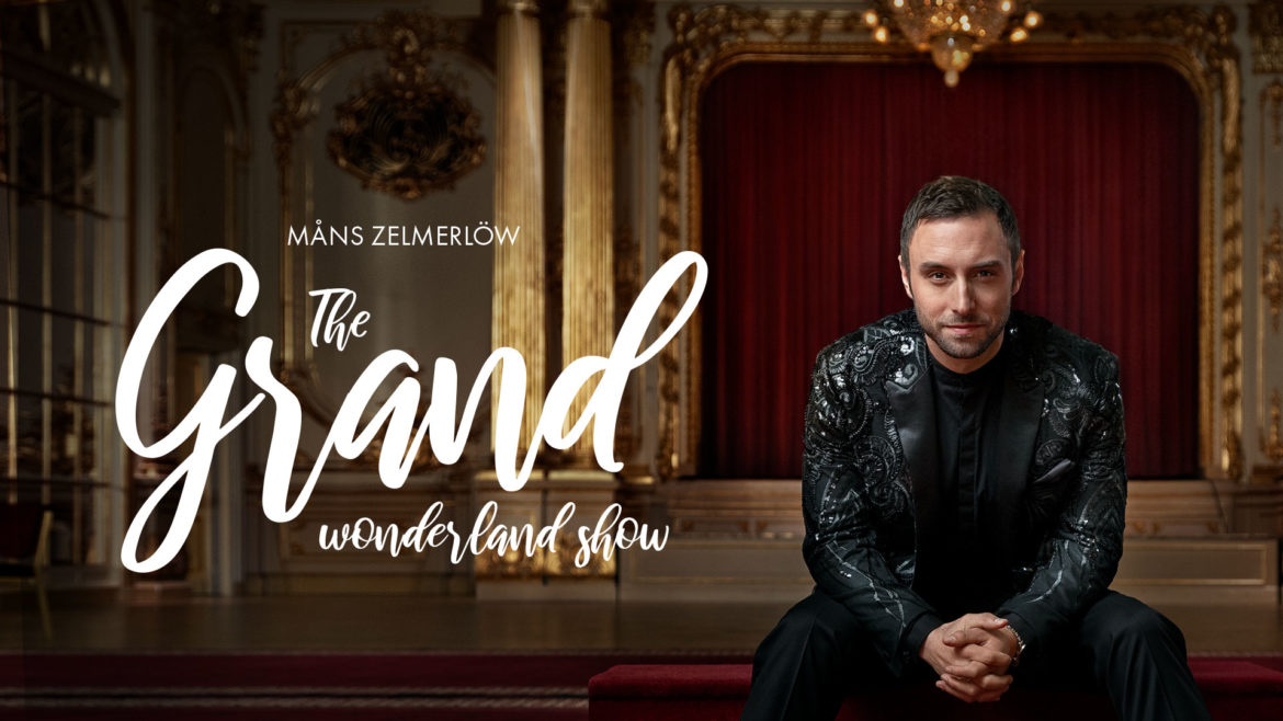 Spend Christmas 2019 in Wonderland with Måns