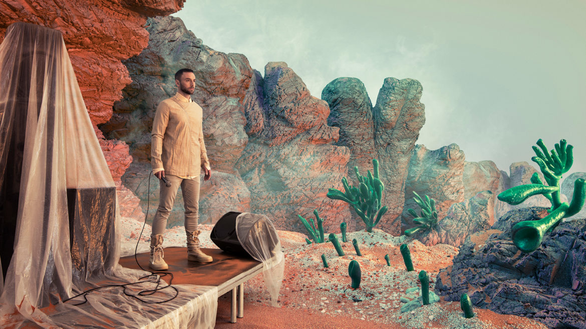 Måns back on tour: it was just a question of 'TIME' !
