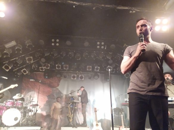 TIME swedish release tour