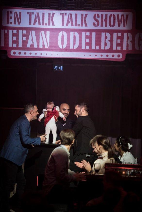 En Talk Talk Show Stefan Odelberg